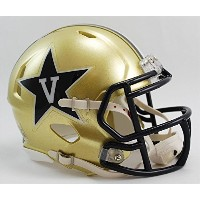 High Qualitynderbilt Commodores Speed Mini Helmet