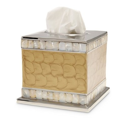 Julia Knight Tissue Box Cover Toffee