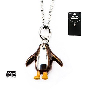 Star Wars - PORG IP, Officially Licensed Artwork - Pandant Necklace 18""