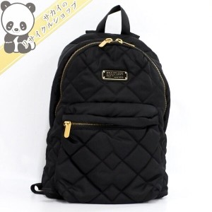 MARC BY MARC JACOBS マークバイ マークジェイコブス ナイロン リュックサック ブラック