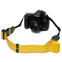 diagnl(ダイアグナル) Ninja Camera Strap 38mm Yellow