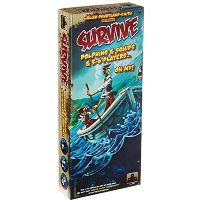 Survive: Dolphins & Squids & 5-6 Players... Oh My! [並行輸入品]