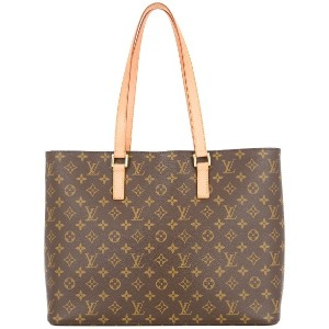 LOUIS VUITTON PRE-OWNED Luco ショルダーバッグ - ブラウン