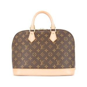 LOUIS VUITTON PRE-OWNED Alma ハンドバッグ - ブラウン