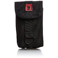 18SS クローム(CHROME) ポーチ PRO ACCESSORY POUCH BG182BKRD0NA BLACK/RED