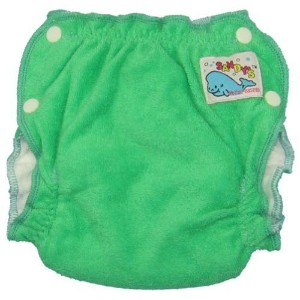 Mother-Ease Newborn Cloth Diaper - Green by Mother-Ease [並行輸入品]