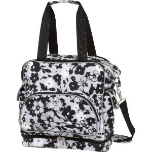 The Bumble Collection Camille Getaway Bag, Evening Bloom by The Bumble Collection [並行輸入品]