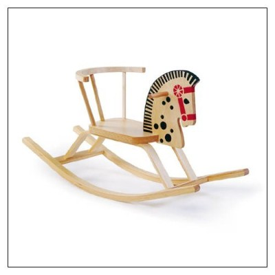 Offi & Co. Baltic Rocking Horse by Offi [並行輸入品]
