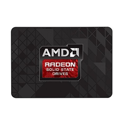 AMD Radeon R7 Series 240GB 2.5-Inch SATA III 7mm Ultra Slim SSD with Toshiba A19nm MLC NAND RADEON...