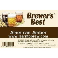 All American Amber Ale Home Brew Beerレシピ原料キット