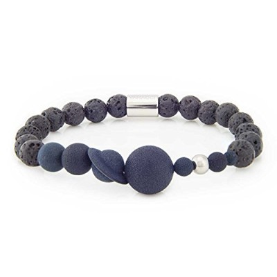 (5.7 inches) - Vanacci Solaris Meteor Bracelet - Capture And Enhance The Life Of Your Favourite...