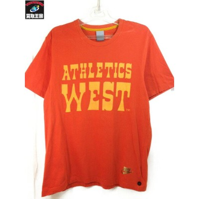 05SS NIKE LIMITED ISSUE (SIZE/L) Tシャツ Orange【中古】