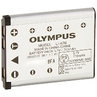 Olympus LI 42B - Camera battery Li-Ion 740 mAh - for Olympus D-765, Stylus VG-165