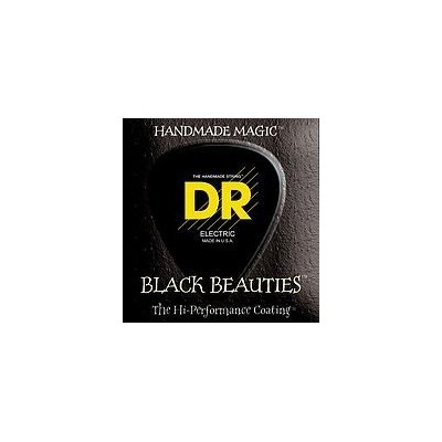 DR DR/EXTRA-Life Bass String Black Beauties/DR-BKB45