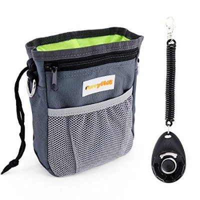 Furryfido treat pouch (Grey)