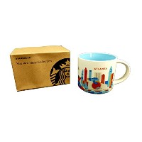 Starbucks You Are Here Collection–アトランタ、14fl oz ( 011023955)