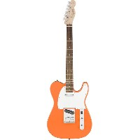 Squier by Fender 《スクワイヤーbyフェンダー》 Affinity Series Telecaster (Competition Orange/Rosewood Fingerboard...