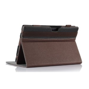ProCase プレミアムフォリオケース マイクロソフトSurface Pro 2/Surface Proタブレット用 マイクロソフトキーボード対応 for Surface PRO 2 /...