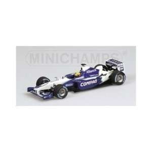Minichamps F1 1/43 Scale - 400020005 WILLIAMS BMW FW24 R SCHUMACER
