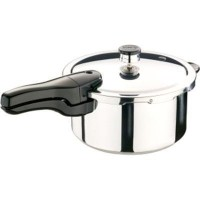 4 QT. Stainless Steel Pressure by Presto