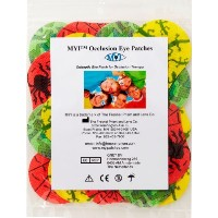 MYI Occlusion Eye Patches - Boys #1, Junior Size (51 Per Package) by MYI Occlusion Eye Patches