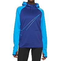 ナイキレディースTherma Athletic Swoosh Hoodie ブルー