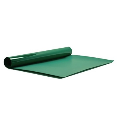 (1 sheet, Green) - Firefly Craft Heat Transfer Vinyl For Silhouette And Cricut, 30cm by 50cm , Green