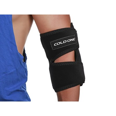 Elbow Ice Pack with Compression for Tennis Elbow by Cold One