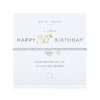 Katie Loxton – A Little Happy 30th Birthday – ブレスレット