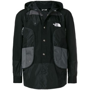 Junya Watanabe Junya Watanabe x The North Face ジャケット - ブラック