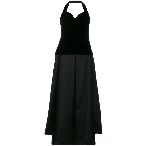 William Vintage 1953 bustier & full skirt - ブラック