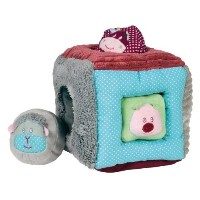 Latitude Enfant 333522 Baby Toy Discovery Cube by ToyCentre [並行輸入品]
