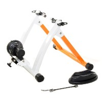 Conquer Indoor Bike Trainer Portable Exercise Bicycle Magnetic Stand by Conquer
