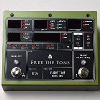 FREE THE TONE / FLIGHT TIME FT-2Y DIGITAL DELAY フリーザトーン デジタルディレイ