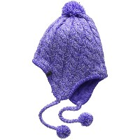 The North FaceレディースFuzzy Earflap Beanie
