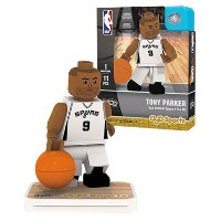 OyoスポーツミニフィギュアNBA San Antonio Spurs Tony Parker