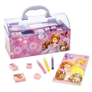 Disney Sofia Creativityスタンプセット