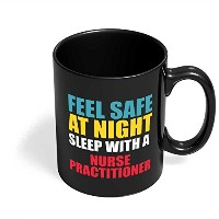 FunnyナースプラクティショナーマグカップSleep WithナースプラクティショナーGifts for Loved Ones Job WorkギフトProfessionユーモアAwesome...