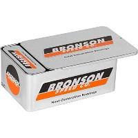 Bronson G3 Bearings 10/Pack Tin with Spacers+Washers by Bronson Speed Co