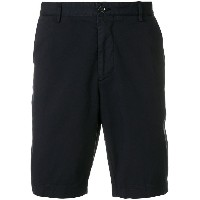 Boss Hugo Boss tailored fitted shorts - ブルー