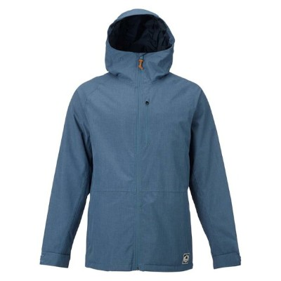 BURTON MNS Hilltop Jacket 2017 WASHED BLUE