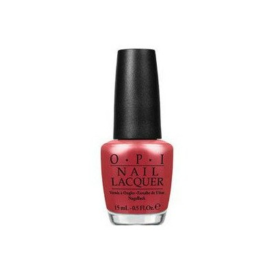 OPI オーピーアイ ネイルラッカー H69 Go with the Lava Flow(ゴー ウィズ ザラヴァ フロー)