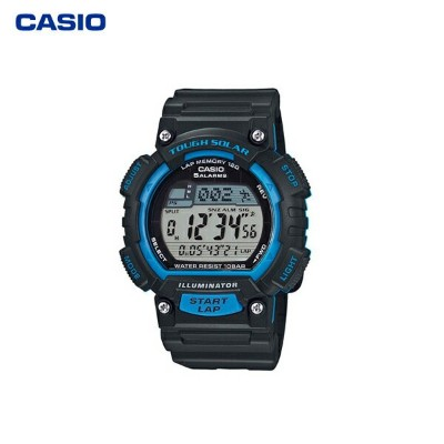 カシオ計算機(CASIO):SPORTS GEAR STL-S100H-2AJF