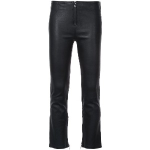 Rta flared cropped trousers - ブラック