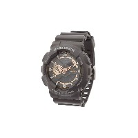 G-Shock Protection rubber watch - ブラック