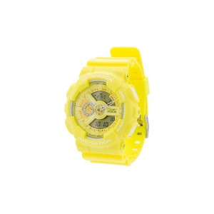 G-Shock Protection rubber watch - グリーン