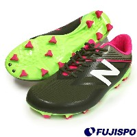 FURON MID HG 2E / フューロン MID HG 2E(MSFMHMP32E)ニューバランス サッカースパイク ミリタリー×ピンク【ニューバランス/New Balance】