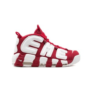 Supreme Nike x Supreme Air More Uptempo スニーカー - レッド