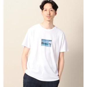 SALVAGE PUBLIC  T/WAVE TEE/Tシャツ【ビューティアンドユース ユナイテッドアローズ/BEAUTY&YOUTH UNITED ARROWS メンズ Tシャツ・カットソー...
