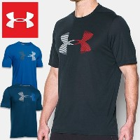アンダーアーマー 半袖Tシャツ メンズ UNDER ARMOUR TEE SHIRTS Mens UA Threadborne Logo T-Shirt 1290328